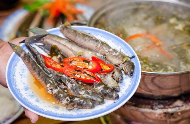 Lẩu Cá Kèo Ngon Quận Tân Bình